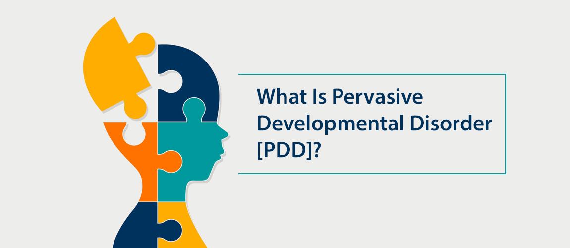 what is pervasive developmental disorder pdd